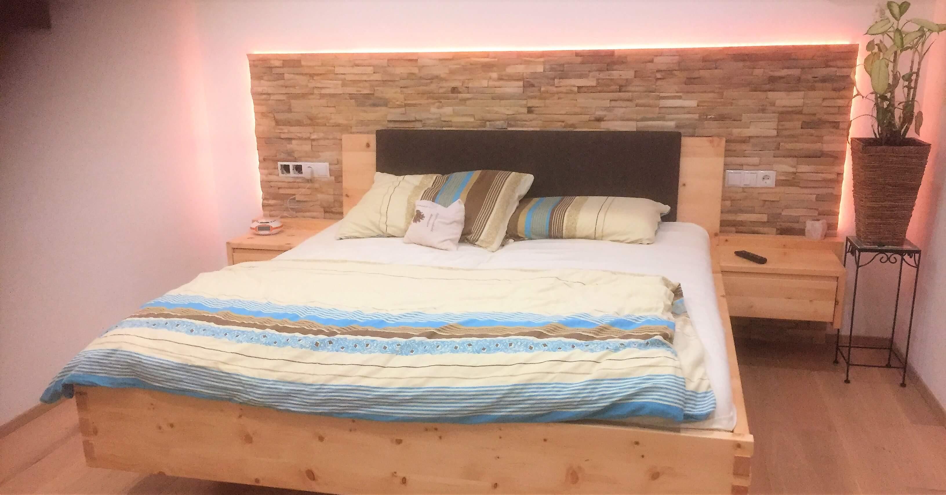 Schlafzimmer Tischlerei Hausleitner Kuchen Turen Mobel Wohnen Mit Holz