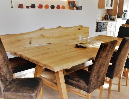 Holzmöbel vom Tischler