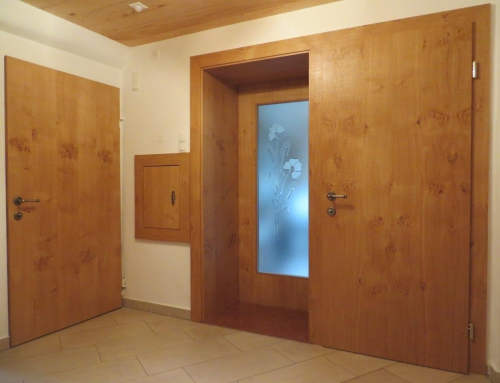 Hotelerie – Türen und Möbel