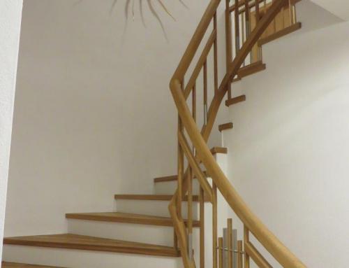 Holztreppen – individuell und schön